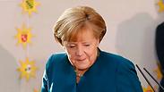 Angela Merkel Photo: Reuters