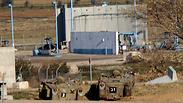 IDF forces near the Gaza border fence (Archive) Photo: Roi Idan