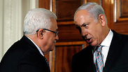 Prime Minister Netanyahu and President Abbas Photo: Reuters