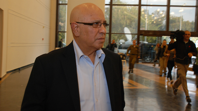 Former head of Mossad Meir Dagan (Photo: Bar-el Efraim)