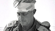 Ariel Sharon during the Yom Kippur War. 'His body served as the homeland's bandage' Photo: AFP