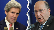 Kerry and Ya'alon. 'Washington forgetting its own contribution to undermining Israel-US relations' Photos: Yaron Brener, Matti Stern