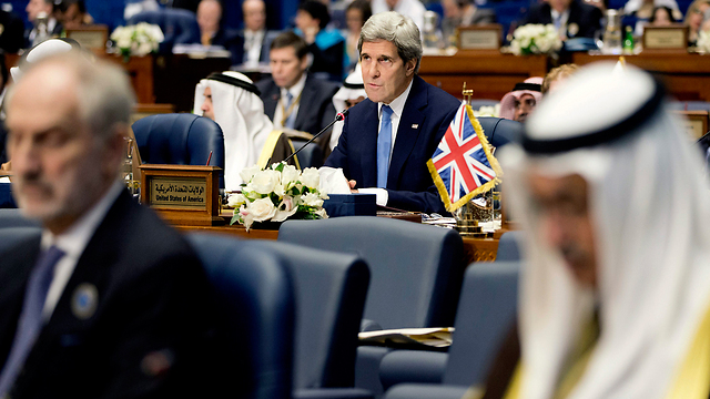 Kerry: We can't let one set of comments undermine peace efforts (Photo:AP)