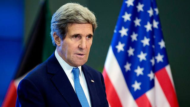 US Secretary of State John Kerry (Photo: AP) (Photo: AP)