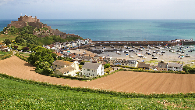 Island of Jersey, home to Netanyahu's former offshore bank account