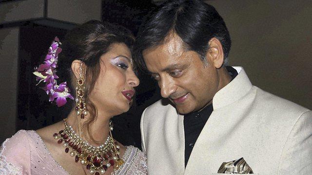 השר ואשתו  (צילום: AP)