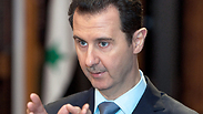 Syrian President Bashar Assad Photo: EPA
