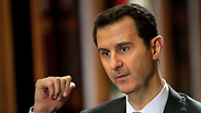 Syrian President Bashar Assad Photo: AFP