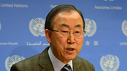UN Chief Ban Ki-Moon Photo: AFP