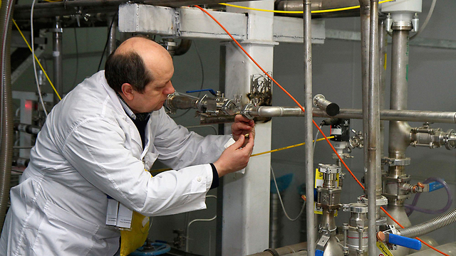 IAEA inspectors visit Iran's Natanz nuclear reactor (Photo: AP/File)