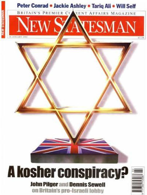 The New Statesman cover (The New Statesman)