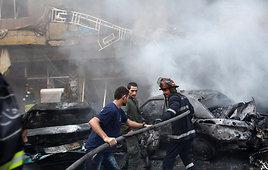 Beirut blast Photo: Reuters