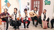 Musical show on Iranian channel