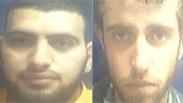 Al-Qaeda operatives: (R) Aanam and Abu Sarah