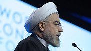 Iranian President Hassan Rouhani Photo: AFP