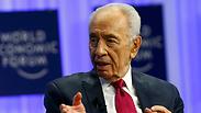 Shimon Peres Photo: Reuters