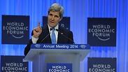 US Secretary of State John Kerry at Davos Photo: AFP