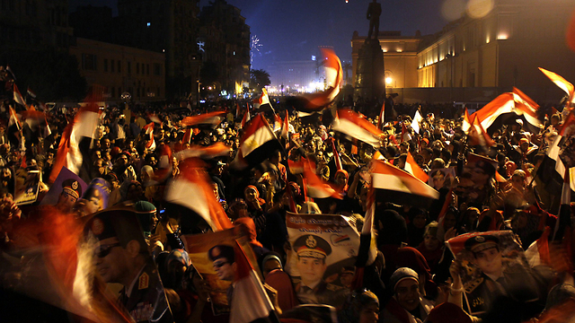 'Expect more clashes between Morsi supporters and the government' (Photo: AFP)