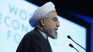 Rouhani and other officials are known for their use of social media. (Photo: AFP) (Photo: AFP)