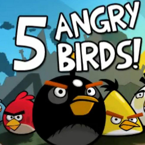 Angry Birds (Photo: Screenshot)