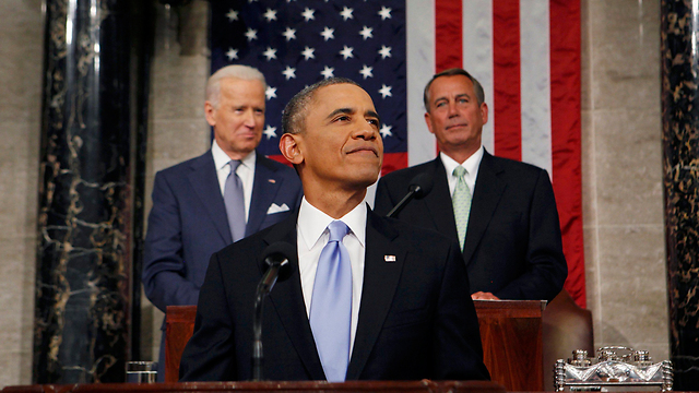 How determined will Obama remain? (Photo: Reuters)
