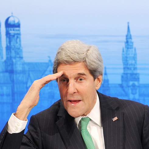 Secretary of State John Kerry (Photo: EPA)