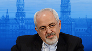 Iran's Foreign Minister Mohammad Javad Zarif Photo: AFP
