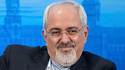 Iranian Foreign Minister Zarif Photo: Reuters