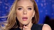 Scarlett Johansson in SodaStream advert