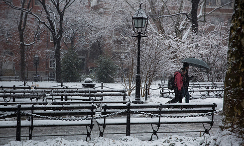 פארק בניו יורק סיטי (צילום: AFP)