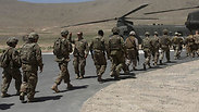 NATO troops in Afghanistan Photo: Reuters