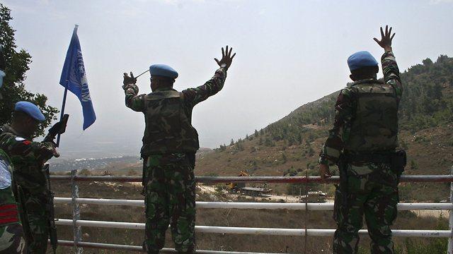 UNIFIL force in Southern Lebanon (Photo: AP/Arhive)