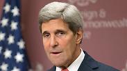 US Secretary of State John Kerry Photo: AP