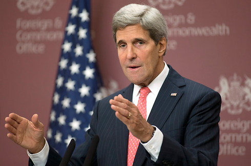 US Secretary of State John Kerry: I am not going to be intimidated (Photo: AP)