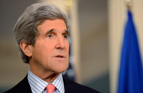 Secretary of State John Kerry (Photo: EPA)