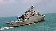 Iran's Northern Navy Fleet