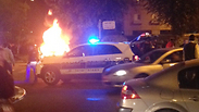 Car blast in south Tel Aviv