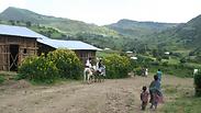 Village in Ethiopia Photo: Shlomit Eileen-Goren