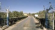 Allenby Bridge crossing Photo: GPO
