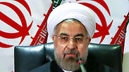 President Hassan Rouhani Photo: AP