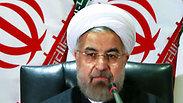 Iranian President Hassan Rouhani Photo: AP