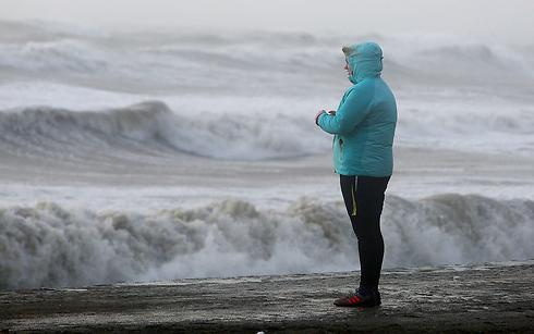 מצב הרוח קשה. ויילס (צילום: AFP)
