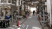 Arak heavy-water reactor Photo: Reuters