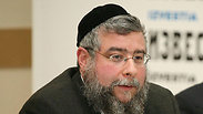 Rabbi Pinchas Goldschmidt Photo: Conference of European Rabbis