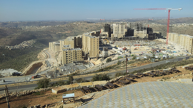 Rawabi - Palestinian 'city on the hill'