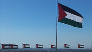 Palestinian flag signals nationalistic motive for development