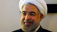 President Rouhani Photo: Reuters