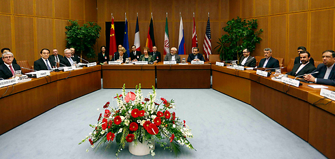 Nuclear talks in Vienna (Photo: Reuters)