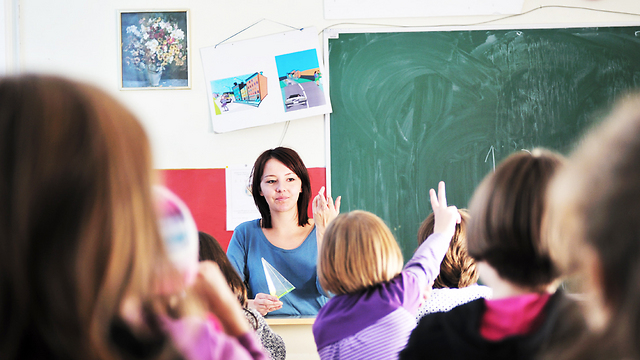 אירוע חמור ביותר של תקיפת אנשי חינוך (צילום: shutterstock)