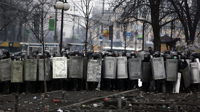 Political crisis shakes Ukraine